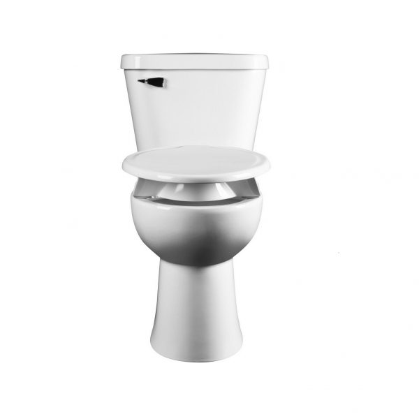 Peachy Raised Toilet Seats Toilet Assistance Oswalds Pharmacy Pabps2019 Chair Design Images Pabps2019Com