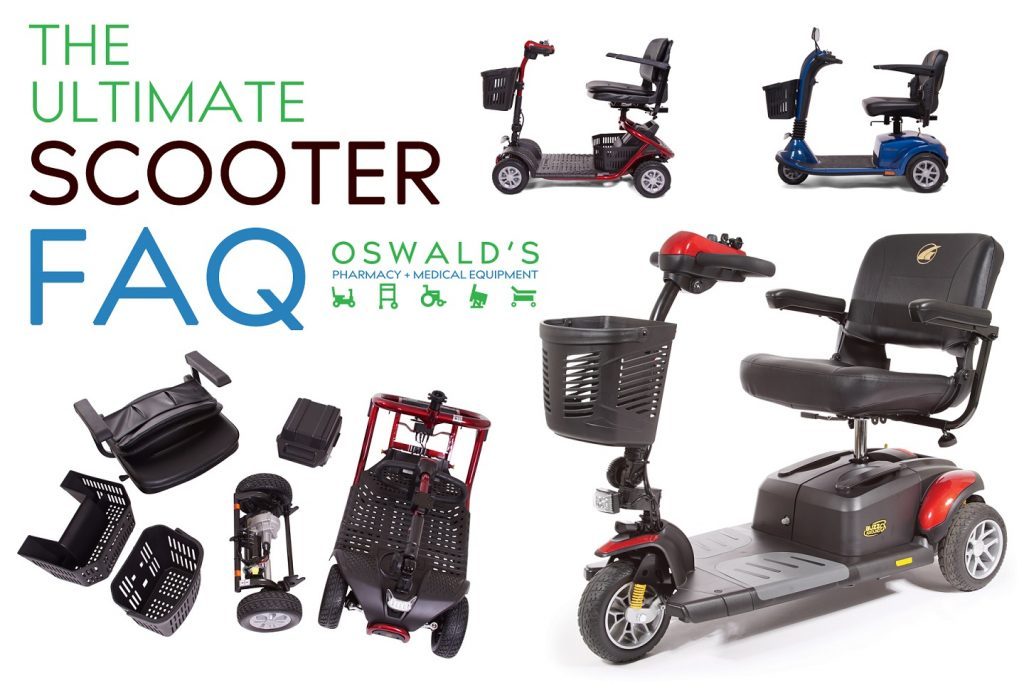 The Ultimate Mobility Scooter FAQ