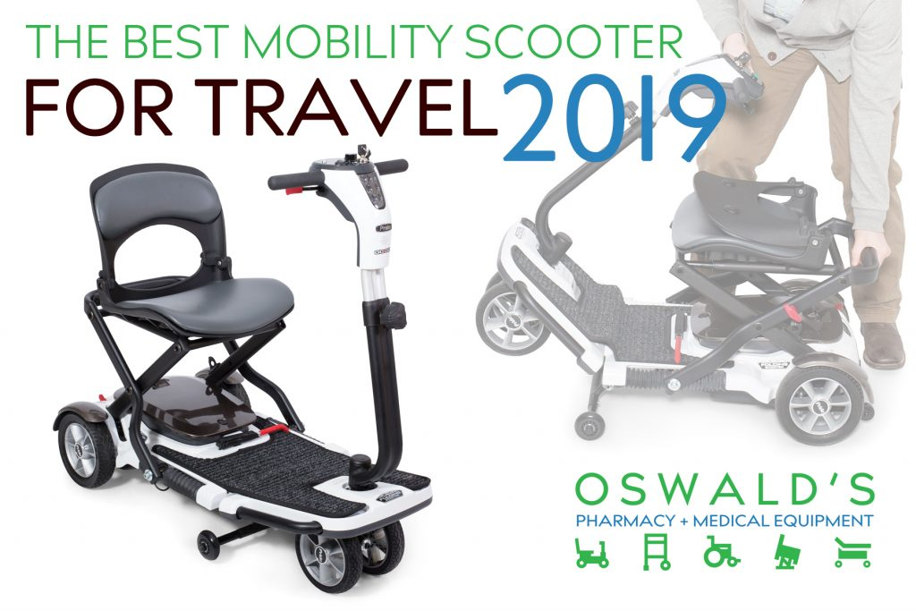 The Best Mobility Scooter For Travel 2019