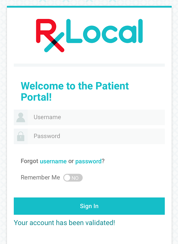 RXLocal prescription refill app for Oswald's Pharmacy Screenshot Screen 9. How-to Page 9