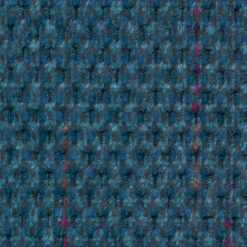 Golden Admiral Fabric swatch. A Navy blue, lightly textured fabric.
