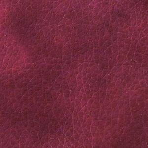 Golden Geranium Fabric swatch. A smooth deep red fabric.
