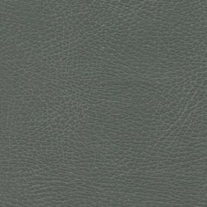 Golden Iron Fabric swatch. A smooth dark grey fabric.