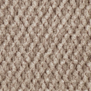 Golden Pearl Fabric swatch. A lightly textured light tan fabric.