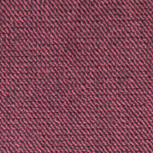 Golden Shiraz Fabric swatch. A smooth medium red fabric.