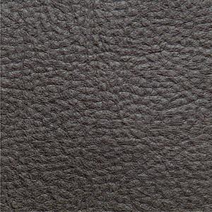 Golden Smoke Fabric swatch. A textured black/grey fabric.