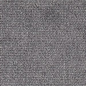 Golden Sterling Fabric swatch. A smooth medium grey fabric.