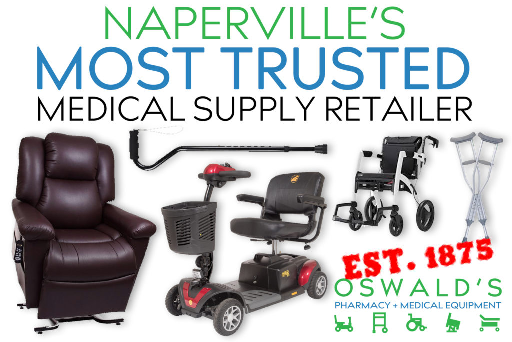Naperville's Most Trusted Medical Supply Retailer