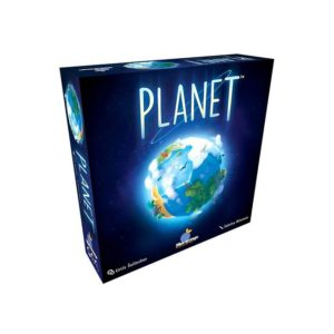 Blue Orange Planet Game. Box shown.