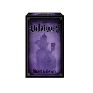Disney Villainous Wicked To The Core Expansion. Box shown.