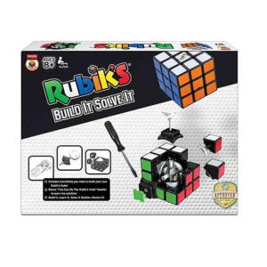 Rubik's Build It Solve It Kit. Box shown.