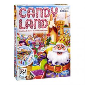 Candy Land Game. Box shown.