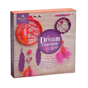 Craft Tastic Dream Catcher Kit. Box shown.