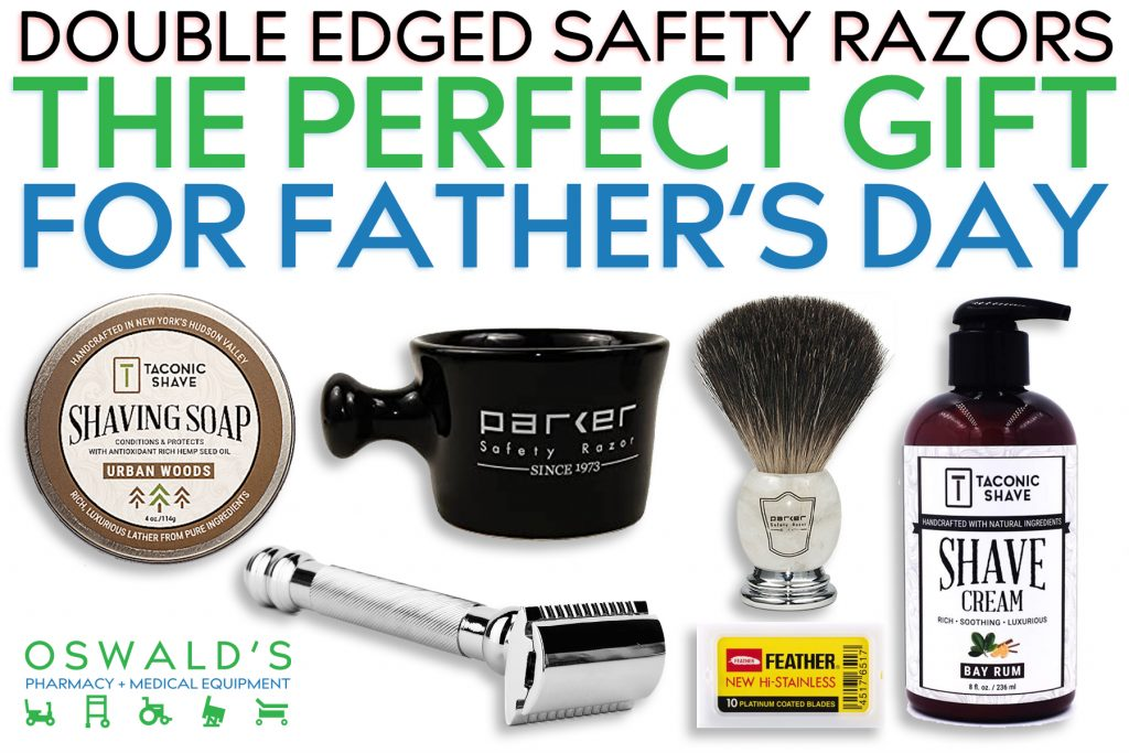Safety Razors: The Perfect Gift for Father's Day 2020