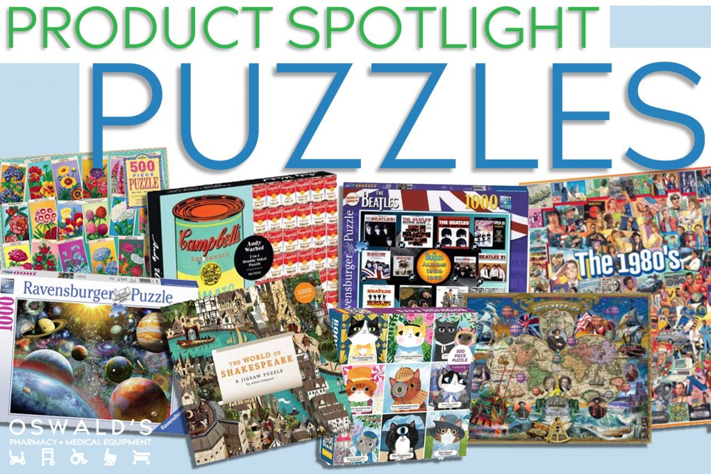 Product Spotlight: Puzzles