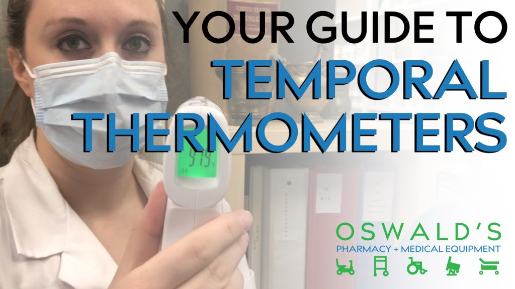 Your Guide to Temporal Thermometers