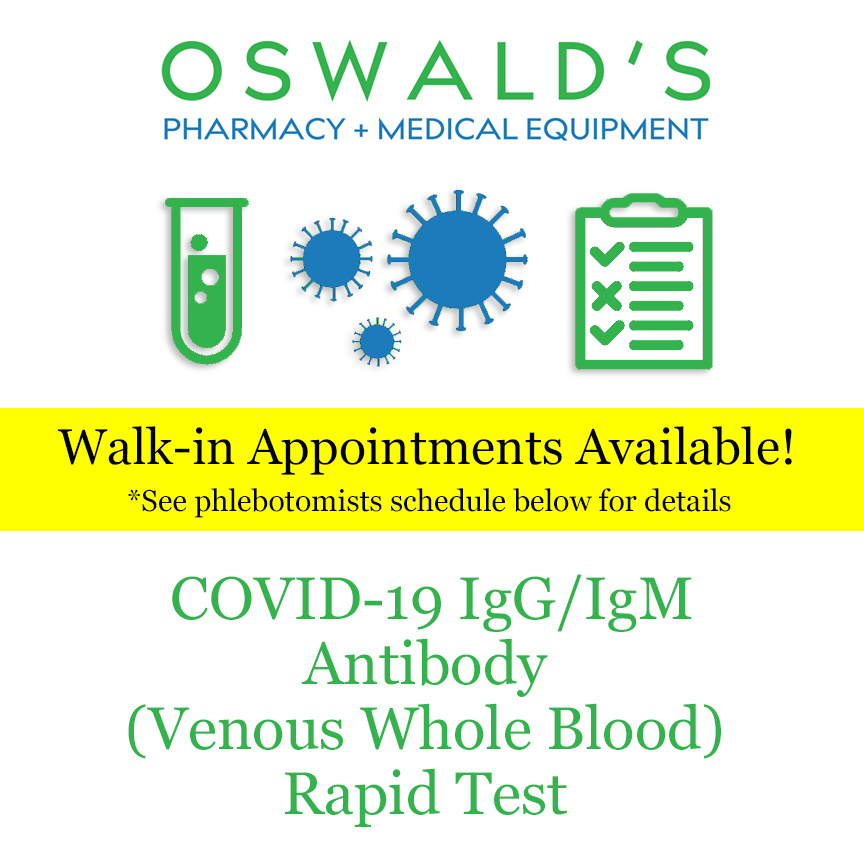 On-Site COVID-19 Antibody Test Updates