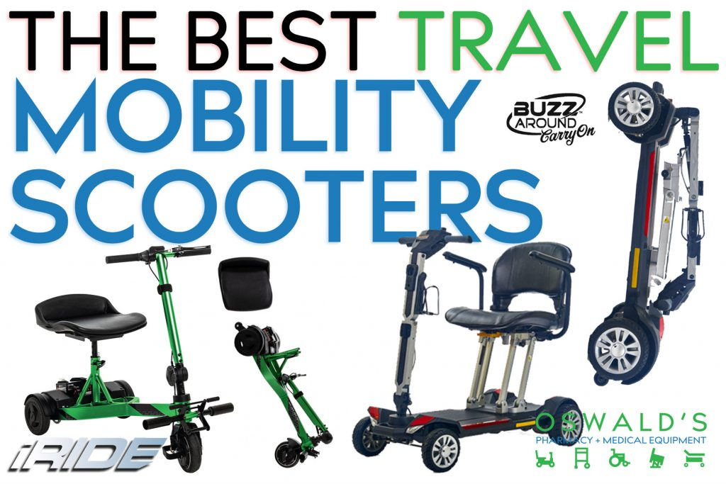 The Best Travel Mobility Scooters for 2020