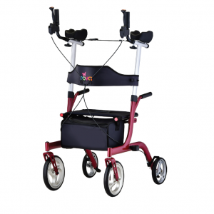 Nova Phoenix Rise UP Rollator. Product image of the Nova Phoenix Rise UP Rolling Walker.