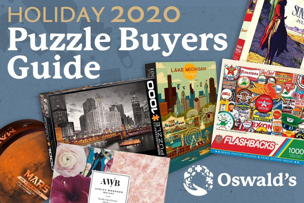 Holiday 2020 Puzzle Buyer's Guide