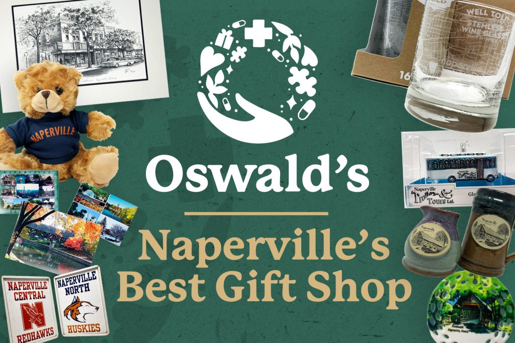 Oswald's: Naperville's Best Gift Shop