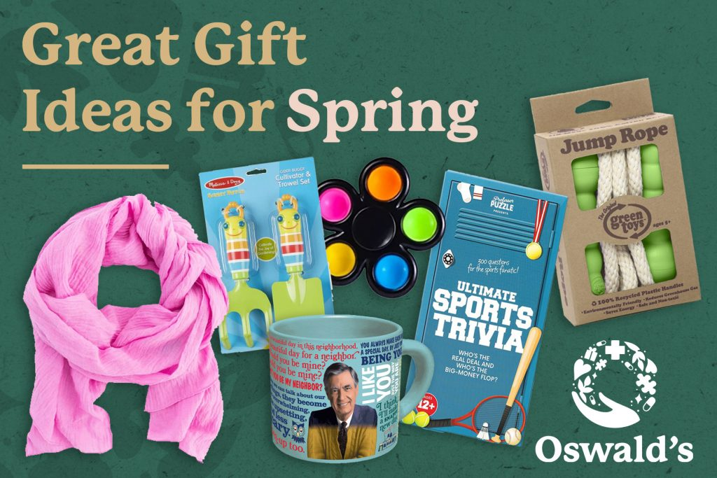 Great Gift Ideas for Spring 2021