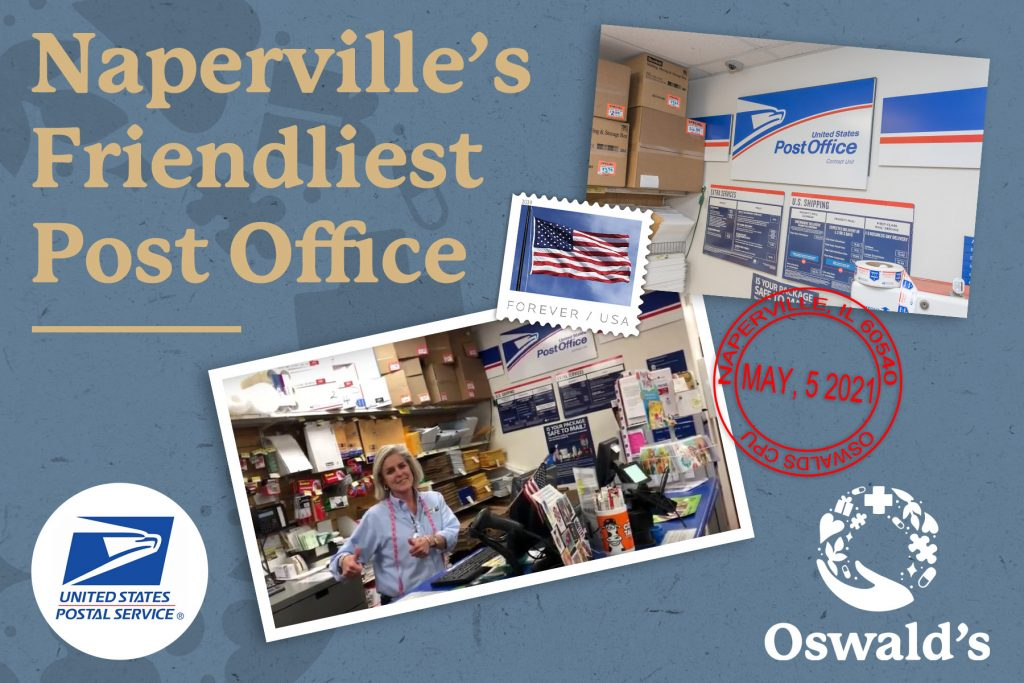 Naperville's Friendliest Post Office