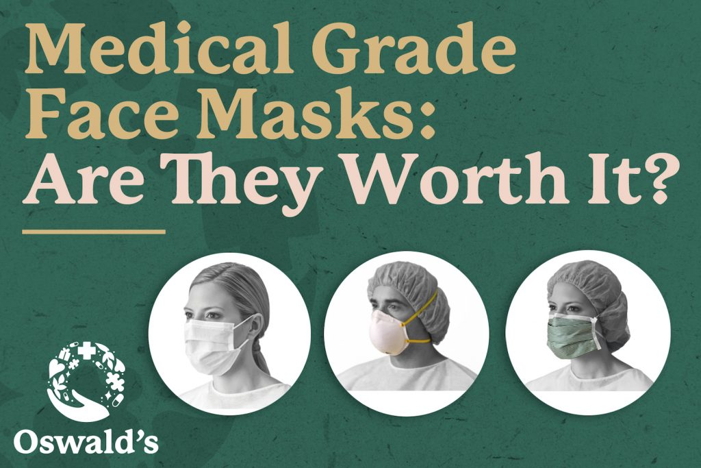 Medical-Grade Face Masks: Are They Worth It?